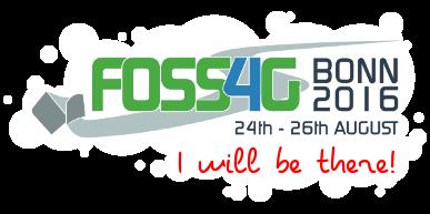 FOSS4G 2016 Logo